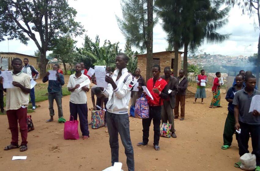 Muhanga-Ruhango: Abantu 74 bari mu Kasho barekuwe, barimo uwaciye inyuma umugabo we