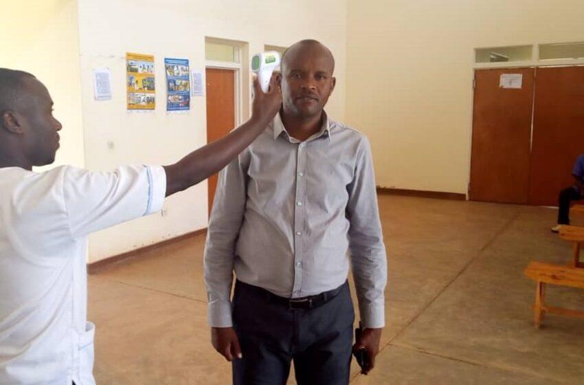 Kamonyi: 80% by'abaketsweho COVID-19 basanze nta n'ibimenyetso bafite