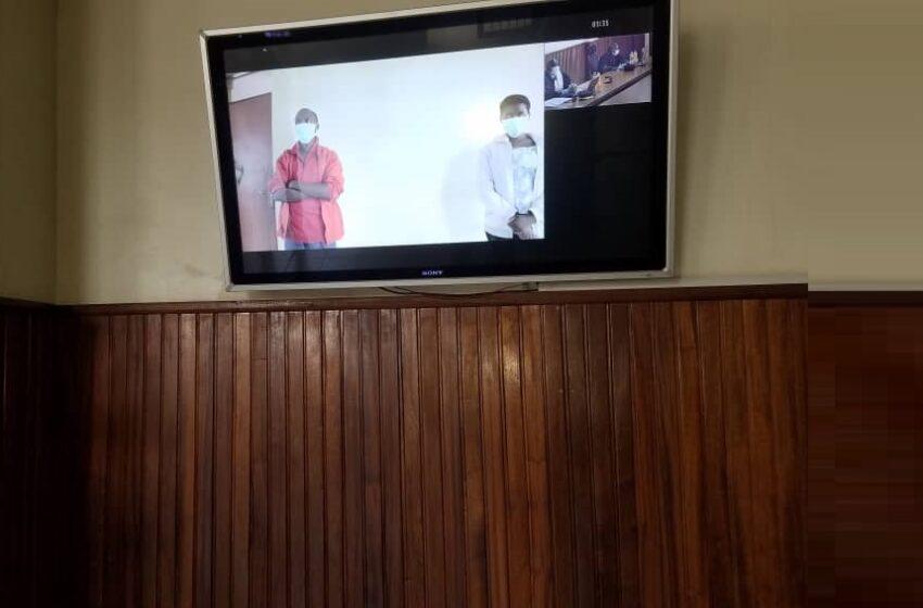 Kigali: Imanza zihutirwa zatangiye kuburanishwa hifashishijwe 'Video Conference'