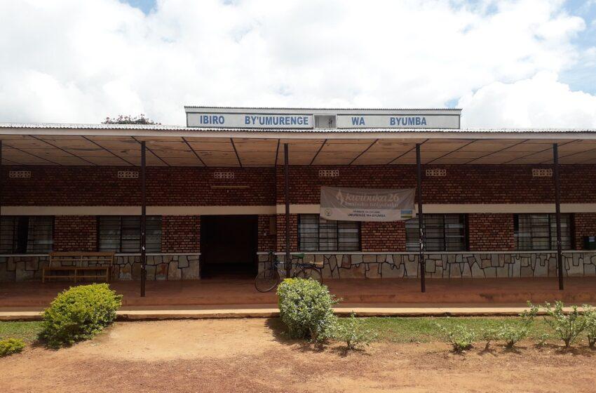 Gicumbi: Miliyoni 35Frw zari ku Murenge wa Byumba zigiye kugurizwa abaturage