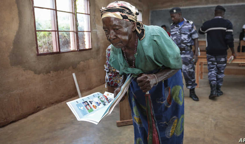 U Bubiligi bwasezeranyije u Burundi inkunga ifatika amatora nagenda neza