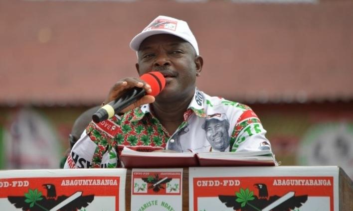Ndashima Imana ko ikomeje kurinda u Burundi imidugararo- P Nkurunziza