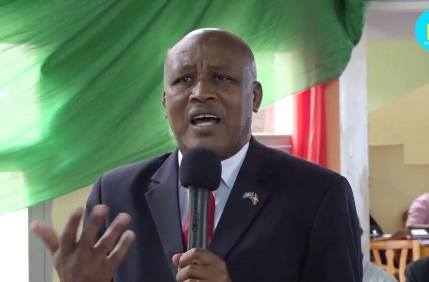 Burundi: Prosper Bazombanza yemejwe nka Visi Perezida