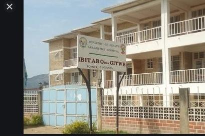 Ruhango: Hari imibiri 'yabonetse' mu bitaro bya Gitwe
