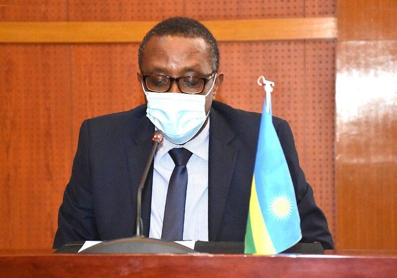 Ubushake bwa Politiki ni bwo bwagarura umubano w'u Rwanda na Uganda- Min Biruta