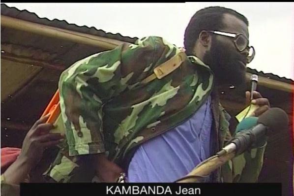Itariki nk'iyi 1994 Kambanda yakoresheje inama asaba kumaraho Abatutsi