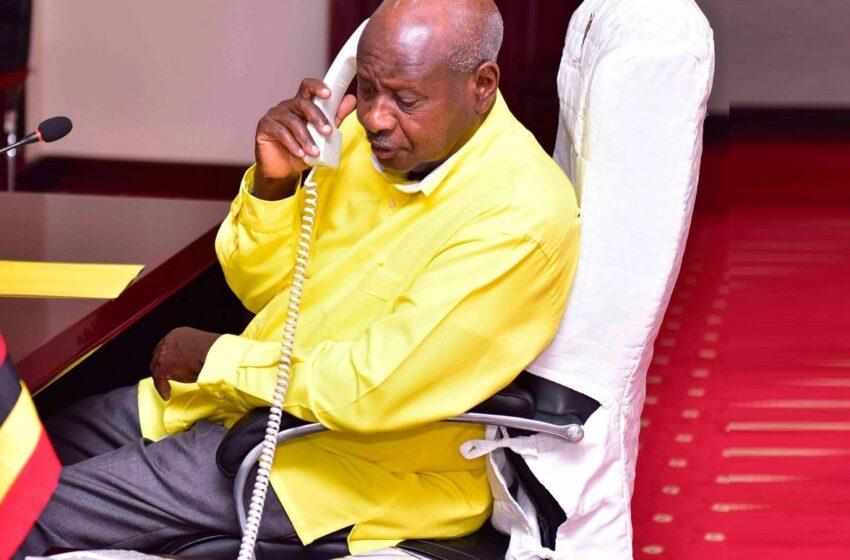 Museveni yahamagaye Gen. Evariste watorewe kuyobora u Burundi amwizeza gukorana