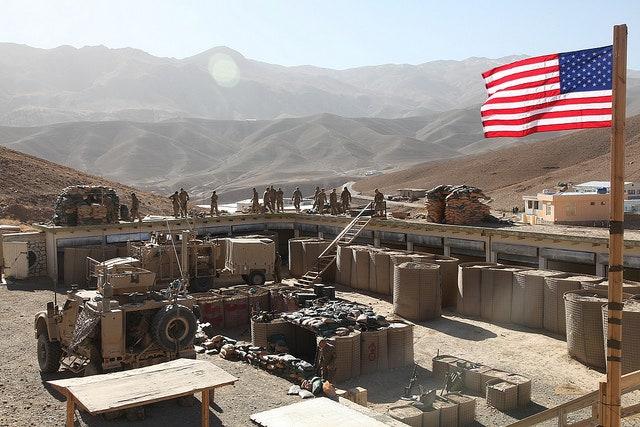 Afghanistan: Uburusiya burashinjwa uruhare mu bitero byagabwe ku ngabo za USA
