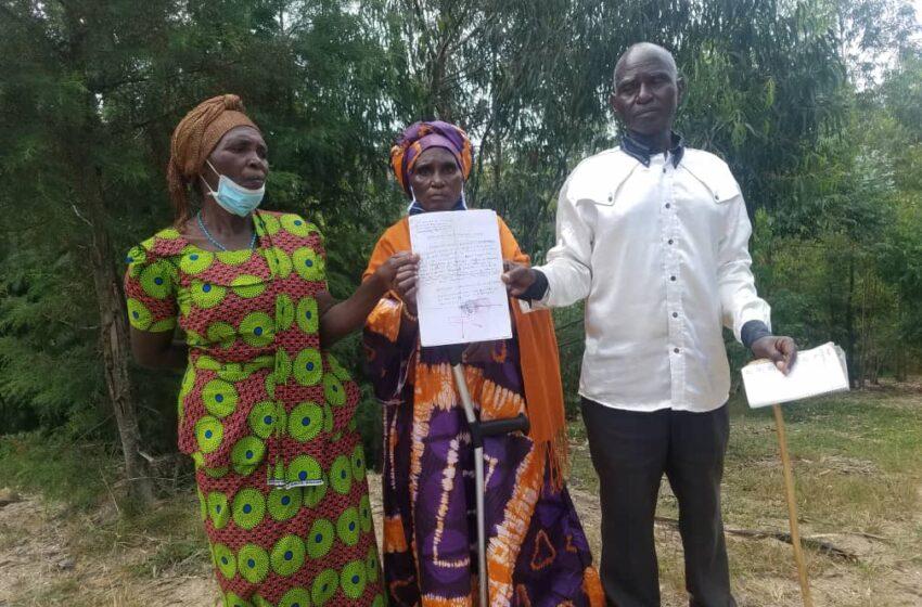 Nyanza (VIDEO): Kwa SEBUNYENZI na Murindabigwi bamaze imyaka 55 baburana ubutaka