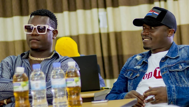 Kubaho ntagufite sinabishobora-Danny Vumbi na Bruce Melodie mu ndirimbo nshya