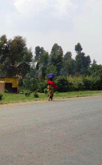 Hari abari kwinjira muri Rubavu buvuye i Mizingo' muri Nyabihu