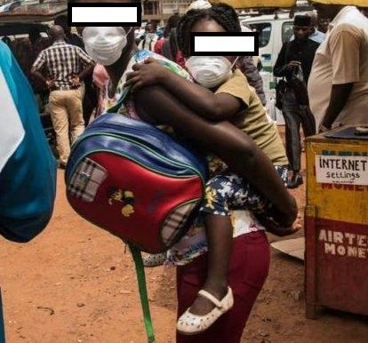 Gicumbi: Umwana w'imyaka 3 yapfiriye mu mugongo wa Nyina