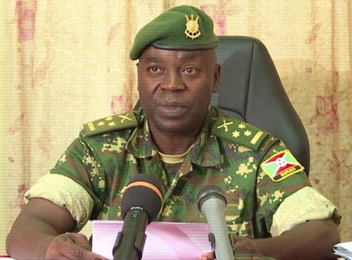 Igisirikare cy'u Burundi cyahakanye gucumbikira abateye mu Rwanda