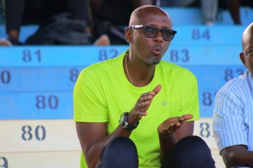 E. Nshimiyimana wavugwagaho ko ashobora gusohoka muri AS Kigali, agiye kongererwa amasezerano