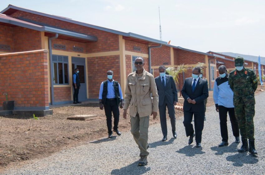 Nyuma ya Politiki mbi, y'ubusambo n'urwango, tumaze kubaka igihugu cyacu twese – Kagame