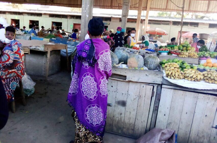 Nyanza: Abacuruzi mu isoko ry'Akarere bishyuzwa Frw 700 000 by'amazi ku kwezi