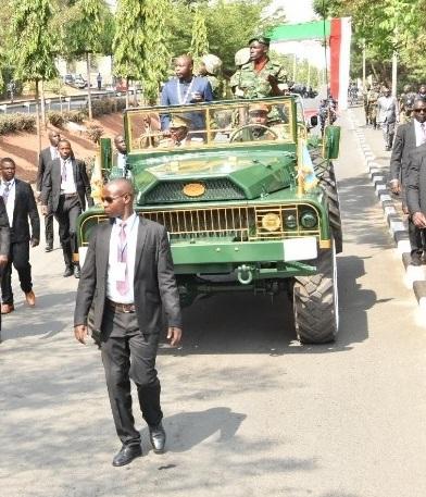 Uburundi bwizihije ubwigenge, Ndayishimiye areba uko ingabo ze zihagaze