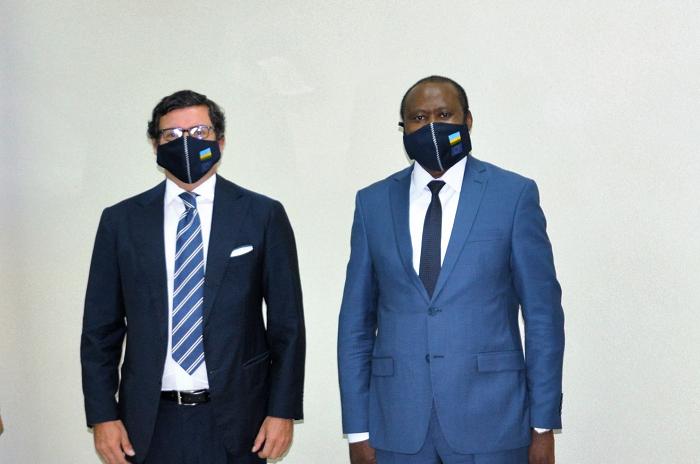 EU yagurije u Rwanda Miliyoni 10 € yo gushora mu bukerarugendo n'ikoranabuhanga