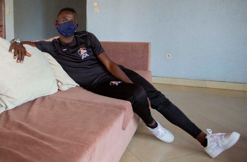 """Nsanzimfura Keddy wasinyiye APR ati """"Kiyovu ndacyayifite ku mutima"""""""