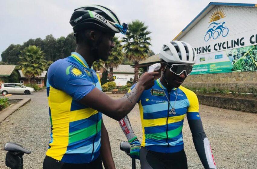 Amagare: Ikipe y'u Rwanda yatangiye kwitegura Shampiyona y'Isi