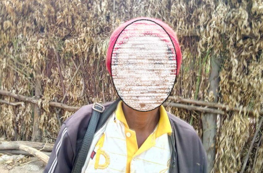 Nyanza: Arashinjwa gusambanya umukecuru w'imyaka 61 ku manywa y'ihangu