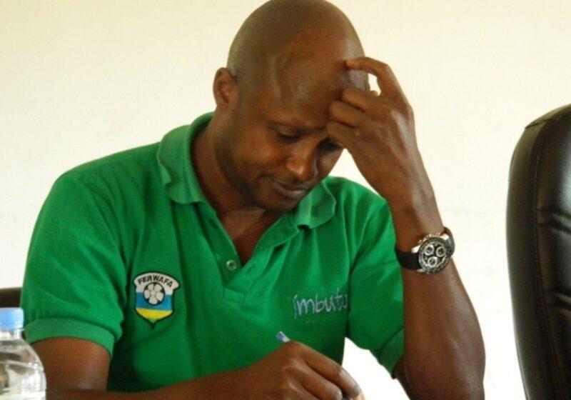 Gasingwa Michel wayoboraga Komisiyo y'abasifuzi YEGUYE