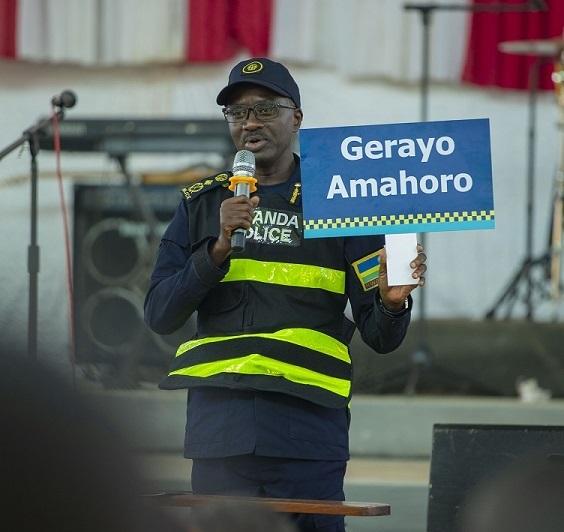 Polisi y'u Rwanda ni iya kabiri mu zikora neza muri Africa – Raporo