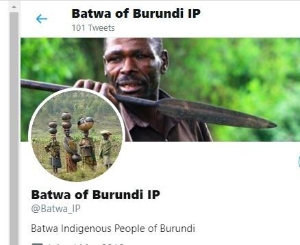 Burundi: Abatwa bishimiye kugira mugenzi wabo muri Guverinoma