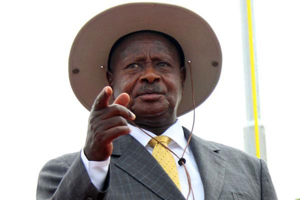 Museveni yabujije abaturage be kuza mu Rwanda, ngo iyo baje bararaswa