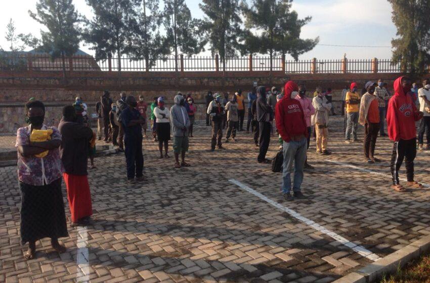 Amajyepfo: 700 bafashwe batubahirije amabwiriza yo kwirinda COVID-19
