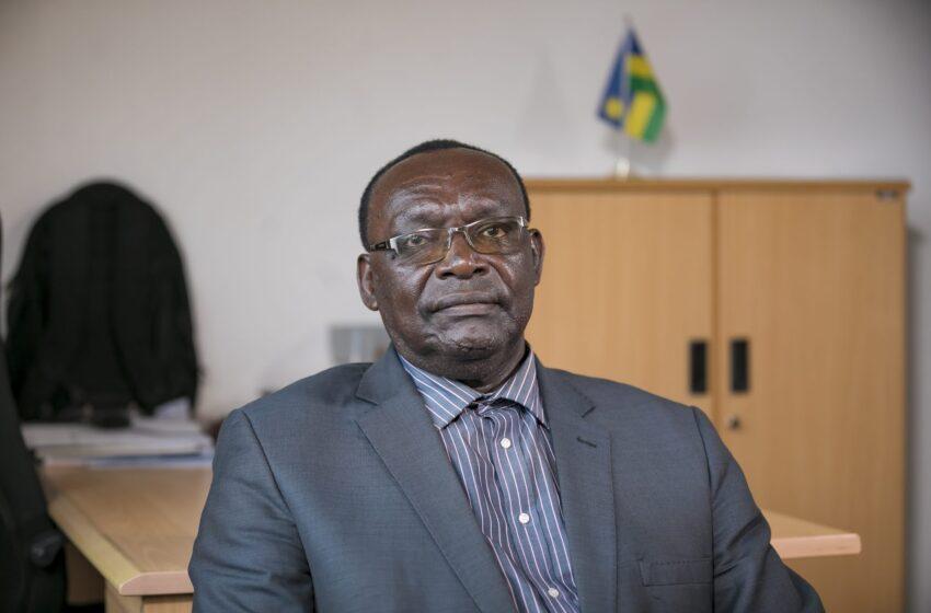 Franҫois Kanimba yahawe inshingano mu muryango w'ibihugu 11 by'Africa