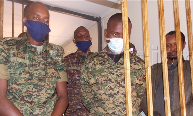 Abasirikare ba Uganda baregwa guha amakuru u Rwanda bashobora kuzahanishwa 'urupfu'