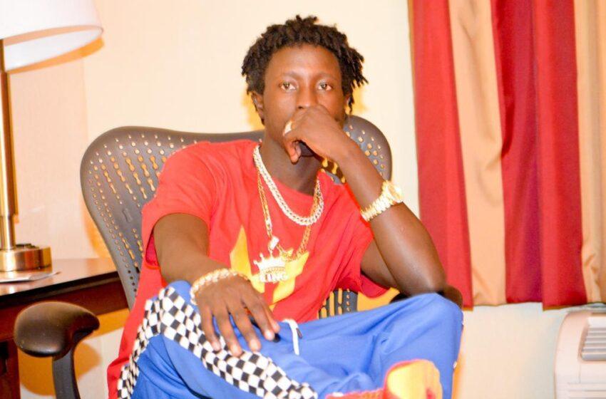 Umunyarwanda Young Jally uba muri USA yasohoye indirimbo yitwa Kide