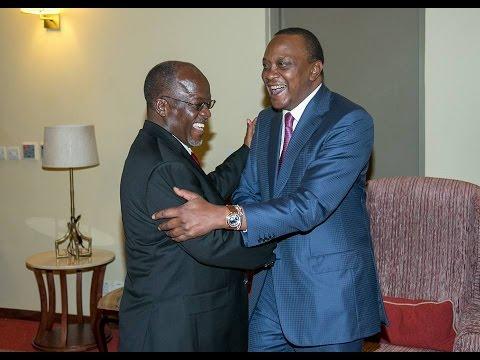 Nta ntambara ishoboka hagati ya Tanzania na Kenya, ubwumvikane buke ku bihugu birasanzwe