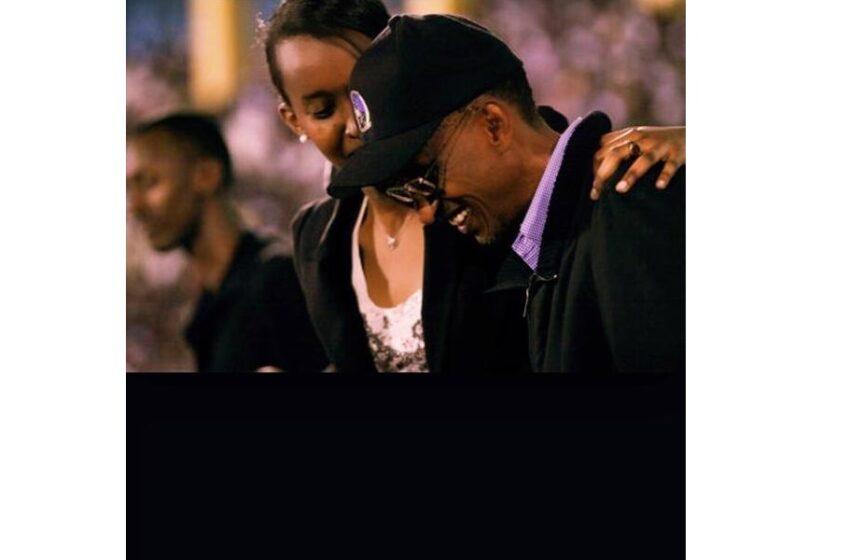 Turagukunda Sogoku- Ange Kagame avuga ku ifoto ya P.Kagame ateruye umwuzukuru