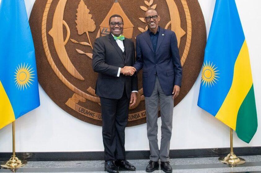 P.Kagame yizeje inkunga ihagije uwatorewe kuyobora BAD muri ibi bihe bya COVID