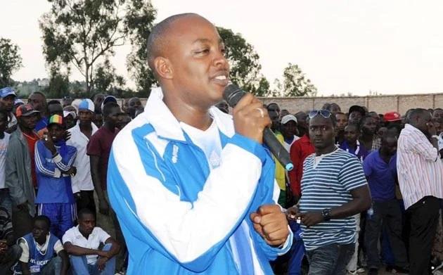 """Murenzi Abdallah arasaba Aba-Rayon kwitanga, ati """"Twubake Gikundiro ititiza amakipe"""""""