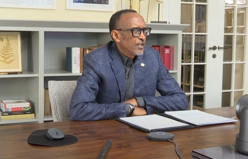 U Rwanda rwihaye umukoro wo kuzamura ubuhinzi bukoresha ikoranabuhanga- Kagame