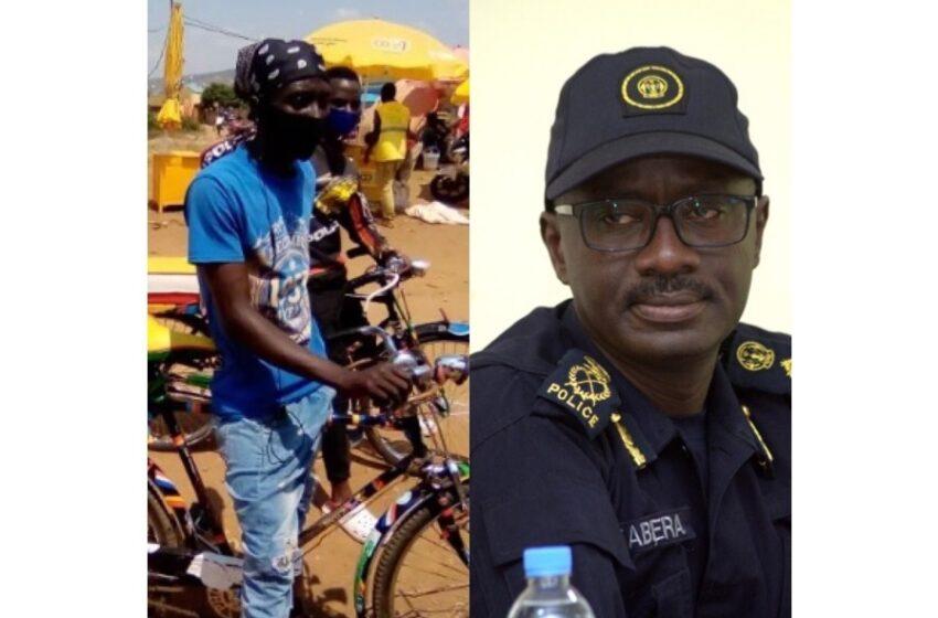 Polisi irasaba abanyonzi badafite casques kutirirwa bajya mu muhanda