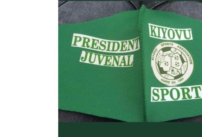 Juvenal Mvukiyehe ati: 'Gahunda ni gahunda ndayobora Kiyovu Sports'