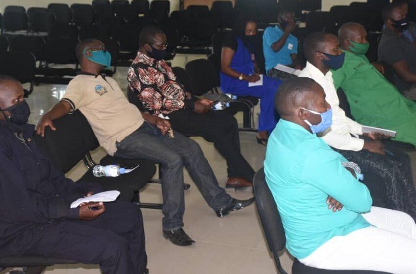 Karongi na Teritwari ya Karehe ya DRC baganiriye uko bahahirana banirinda COVID