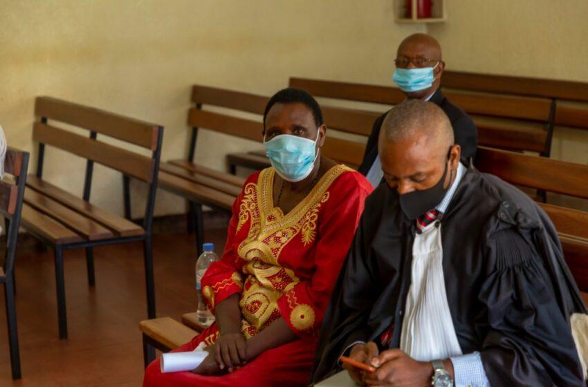 Ubushinjacyaha bwasabye ko Dr Gahakwa wabaye Minisitiri afungwa by'agateganyo