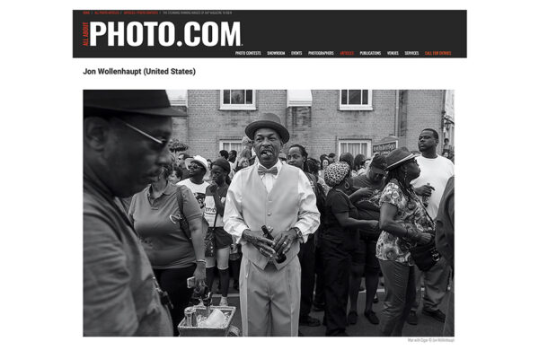 AAP Black and White Photography Award Winners