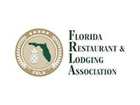 florida restaurant and lodging association logo