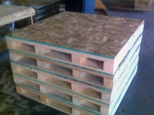 BDR Custom Wood Skids