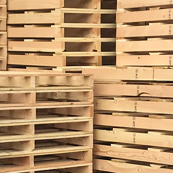 Wood Pallets by BDR Pallets in Denver