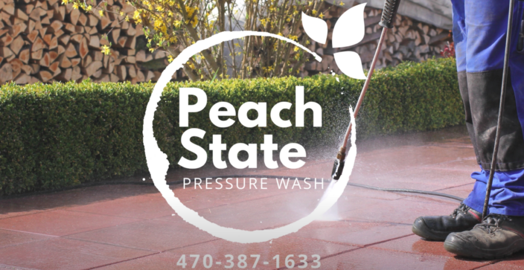 Savannah Blogger, Being Mrs. Fowler, 6 Projects to do while you are home, home update, peach state pressure wash