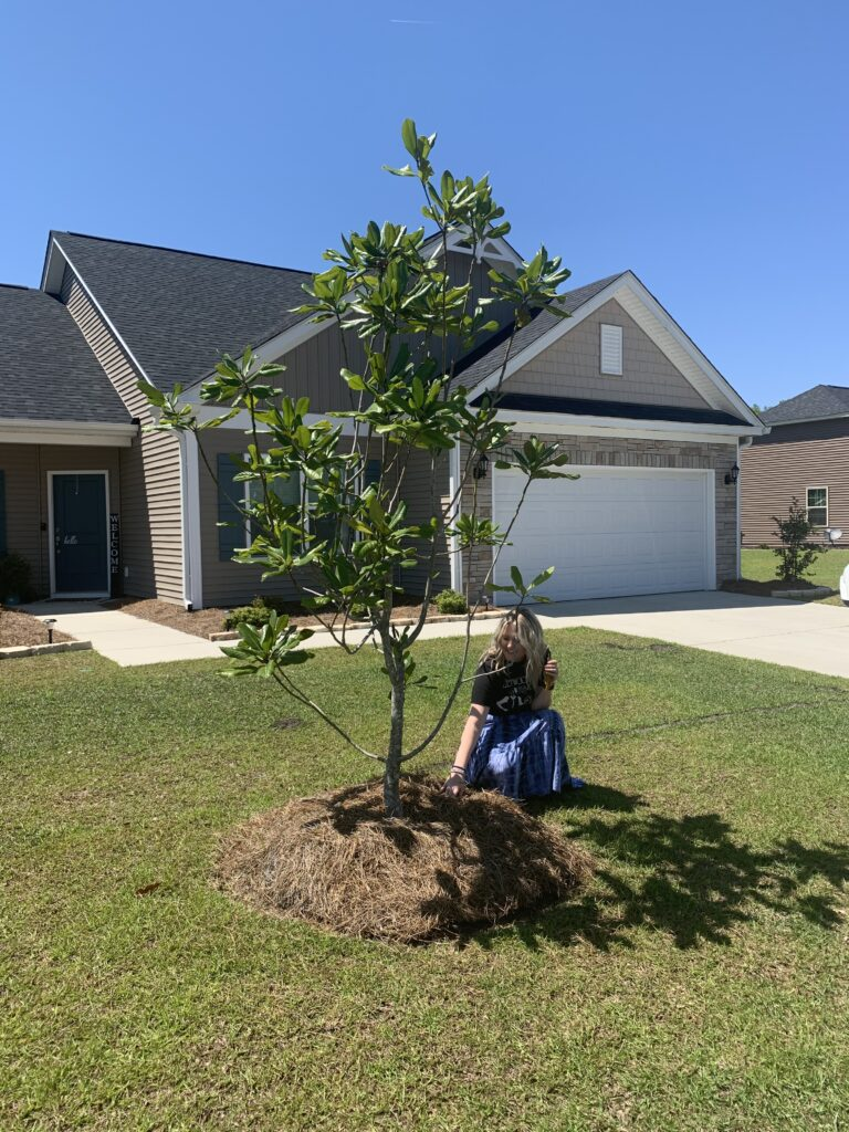Savannah Blogger, Being Mrs. Fowler, 6 Projects to do while you are home, home update, flower beds