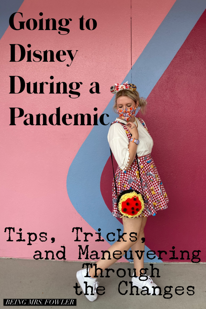 disney during a pandemic