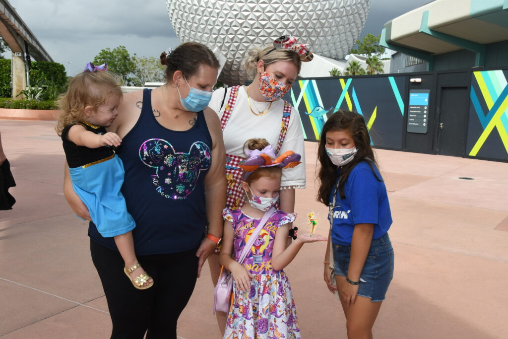 Disney during a pandemic, photo pass